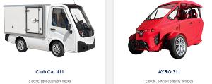 AYRO - アイロ 車の形は僕はElectraMeccanica の SOLO のほうが好きですが、311もカスタマイズ