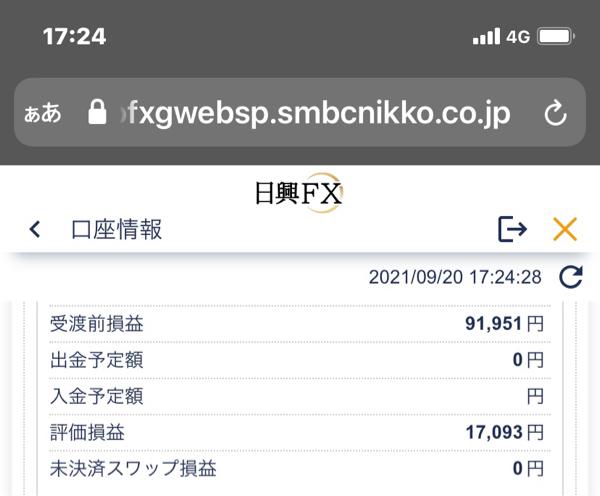 2432 - (株)ディー・エヌ・エー 91千円利確して17千円の含み益ですよ😺