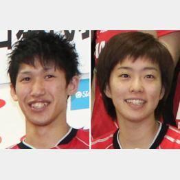 {テレビ東京全般} 卓球の混合ダブルスで、吉村選手と石川選手のペアが 48年ぶりに、金メダルを取りました。