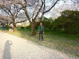 ライコ番外編ツーリング すっかり季節も変わり、つつじヶ丘公園 館林に桜を見に行って来ました。 満開でゆっくり過ごす1日でした