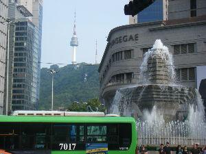 ライコ番外編ツーリング 7月3日~6日 2回目の韓国 南大門 ソウルタワー 明洞 市内観光バス乗車 地下鉄 見て来ました。