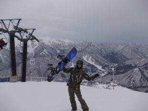 ライコ番外編ツーリング 3月6日 ゼファーくん会社休みとゆうことで、1日に行きましたが、またスキーに行きました。苗場スキー場
