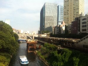 東京医科歯科大学 帰巣本能ですかね、惹かれる街であります(o^^o)
