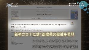 4588 - オンコリスバイオファーマ(株) ・長年の研究の蓄積が「宝の山」  新型コロナの治療薬に関する論文を調べると、日本から、欧米にひけをと