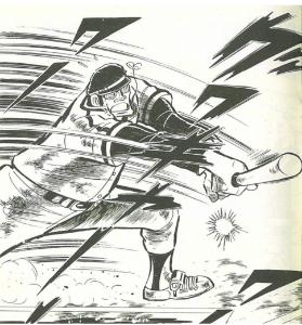 4875 - メディシノバ 九回裏で岡島さんの同点ホームランで延長戦突入でっか?
