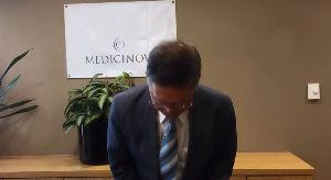 4875 - メディシノバ 最近心苦しくなってきました・・・ 次回の説明会では・・・ 「文字の間を読んでください」・・・ でいこ