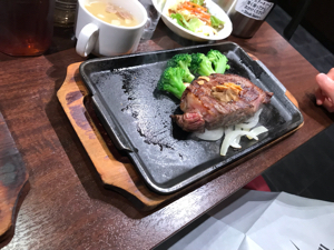 3053 - (株)ペッパーフードサービス 学園都市南店でリブロ食べて来ました!  徳島イオンとは全然違いましたね、、、  徳島は田舎なのかイオ