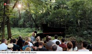 競馬で稼ぎ、つづけらりるれろ、か。 カティア・ブニアテシュヴィリというピアニスト。 表現力がすばらしい。 森の中でのコンサート。  ht