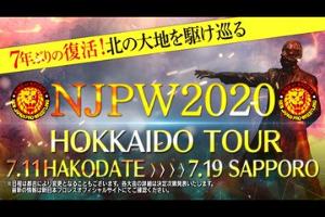 7803 - (株)ブシロード 2/2 新日本プロレス関連   ↓ ☆北海道ツアー復活!  『SUMMER STRUGGE