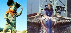 ■特撮界 悪のヒーロー■ 惑星大戦争さん推薦のイカルス。 ウルトラファイトと仮面ライダーXですね。