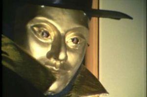 ■特撮界 悪のヒーロー■  つうわけで、「仮面怪人」以外の「~仮面」   第一弾は、そう、「元祖」黄金仮面。江戸川乱歩劇場など