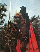 ■特撮界 悪のヒーロー■  白獅子仮面より、狼仮面。   ドマイナーです。
