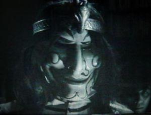 ■特撮界 悪のヒーロー■ 七色仮面より、コブラ仮面。  おどろおどろしさがいいですね。