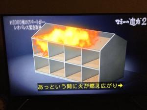 8848 - (株)レオパレス21 生命に関わる問題  防火壁
