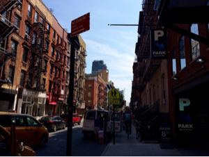 4334 - (株)ユークス ユークスtweet ♪ ∠(・∀・) サマースラムの取材でニューヨークに来まし
