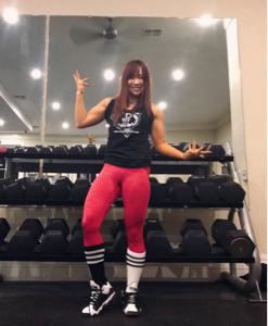 4334 - (株)ユークス KAIRI SANE tweet 。WWE J RT。 11/7 #NXTTakeOver 、NXT