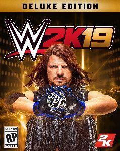 4334 - (株)ユークス おはようございます。WWE2K19から、新しい情報が、24時間以内に! WWE2K19 tweet.