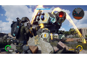 4334 - (株)ユークス EDF!EDF!シリーズ番外編『EARTH DEFENSE FORCE: IRON RAIN』Ste