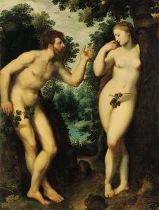 イソップ物語 神は言われた、「あなたが裸であるのを、だれが知らせたのか。食べるなと、命じておいた木から、あなたは取