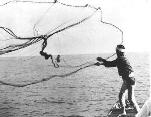 イソップ物語 人をとる漁師にしてあげよう。 ゴム弾とかで戦闘能力を奪う事