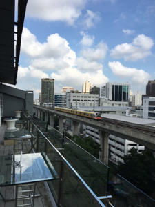 4565 - そーせいグループ(株) お寿司さま のご自宅から今日の昼間に撮った写真だ この景色を見てたら権利確定日を持ち越したキヤノンの