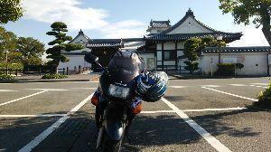 千葉県発!バイク遊びしませんか? 久しぶりに関宿城迄朝走りしてきました~(^_^)v 災害レベルの暑さですね~(泣)
