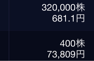 1357 - (NEXT FUNDS) 日経ダブルインバース上場投信 上がっても下がってもデイトレ楽しめる。  どちらかというと日経24000超えて欲しい